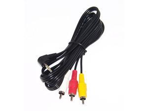 OEM  Audio Video Cable Supplied with NEX5R NEX5R PCGGR215MPFR5 PCGGR215MPFR5 XAV612BT XAV612BT DCRPC9 DCRPC9