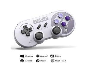 SN30 Pro Wireless Bluetooth Controller with Joysticks Rumble Vibration USBC Cable Gamepad for Windows Mac OS Android Steam Compatible with Nintendo Switch
