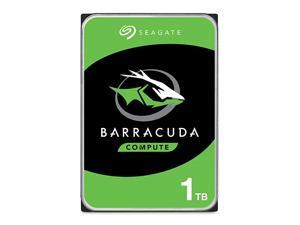 Bare Drives BarraCuda 1TB Internal Hard Drive HDD 35 Inch SATA 6 Gbs 7200 RPM 64MB Cache for Computer Desktop PC Frustration Free Packaging ST1000DMZ10DM010