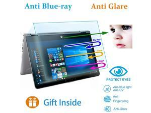 Pack Eyes Protection Filter Fit 133 HP Pavilion x360 13u 13U Series TouchScreen 133 Anti Blue Light Glare Screen Protector Reduces Digital Eye Strain Help You Sleep Better
