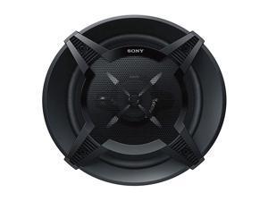 XSFB1630 FB Car Audio Speaker Pair Black