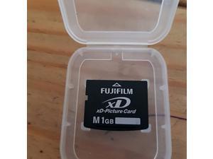 GB Fujifilm XD Memory Card Type M FujiFilm GB xDPicture Card M