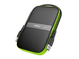 Power 2TB Rugged Portable External Hard Drive Armor A60 Shockproof USB 30 for PC Mac Xbox and PS4 Black