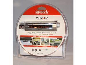 Satellite Radio Visor Receiver & Vehicle Kit AXTR3CK
