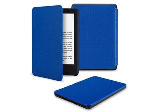 AllNew Kindle Basics 2019 Case CoverNot Fit Any Kindle Paperwhite Thinnest Lightweight Protective Shell Cover with Auto WakeSleep Fits for AllNew Kindle 10th Gen 2019 Released OnlyBlue