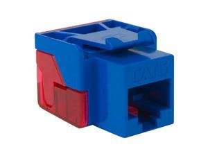 CAT6 RJ45 Keystone Jack for EZ Style