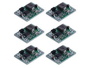 Mini MP1584EN DCDC Buck Converter Adjustable Power Supply Module 24V to 12V 9V 5V 3V 6 Pack