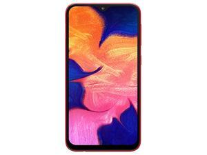 Galaxy A10 A105M 32GB Duos GSM Unlocked Phone w 13MP Camera Red