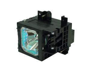 Replacement Lamp for Sony KDF50WE655 TV with Housing