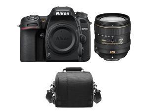 NIKON D7500 + NIKON AF-S DX 16-80MM F2.8-4E ED VR (white Box) + camera Bag
