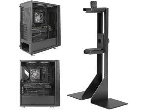 Antec Graphics Card GPU Brace Support Video Card Sag Holder Holster Bracket Anodized Aerospace Aluminum (Black)