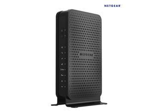 NETGEAR N600 WiFi Cable Modem Router C3700 (8x4) DOCSIS 3.0   Certified for Xfinity from Comcast, Spectrum, Cox, Spectrum