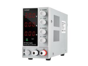 Minleaf NPS3010W 110V/220V Digital Adjustable DC Power Supply 0-30V 0-10A 300W Regulated Laboratory Switching Power Supply