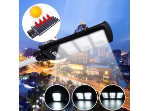 120 LED Solar Wall Street Light PIR Motion Sensor Outdoor Lamp