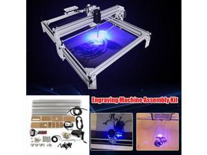40*50cm 500mW Mini DIY Desktop Blue Laser Engraving Machine CNC Laser 2Axis
