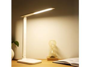 5W 300LM Flexible USB LED Table Lamp Desk Night Light Bedside Office Work Study