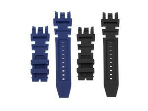 Replacement Silicone Rubber Watch Band For Invicta Subaqua Reserve Analog