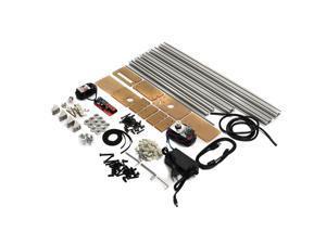 40*50cm 500mW DIY Desktop Blue Laser Engraving Machine CNC Laser 2Axis