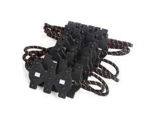 Universal Car Snow Chain Beef Tendon Anti Skid Track Applicable Tire 225-285mm