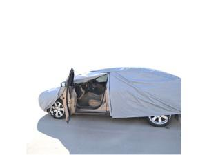 Car Cover Waterproof Rainproof Sunscreen UV Protection Cold-resistant Snow-prevention