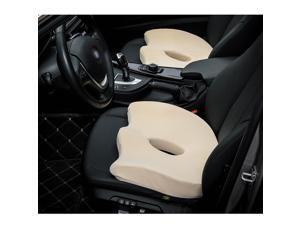 Auto Memory Cotton Raised Car Seat Cushion Knit Fabric