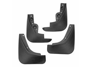 4pcs Front And Rear Car Mudguards Fender Splash FlapsFor Mazda 3 09-12