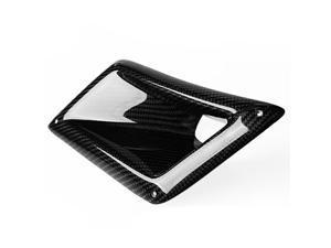 Carbon Fiber Board Front Bumper Machine Cover Air Vent Intake Duct Left Side for NISSAN 350Z Z33 2003-09
