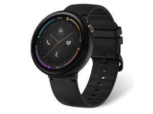 Original Nexo Smart Watch Chinese Version Ceramic Bezel 2.5D AMOLED Retina Screen GPS 10 Sports Mode Smart Watch Black