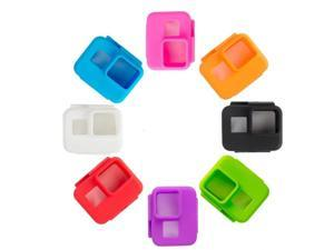 Camera Frame Soft Silicone Case Cover Protective Frame for Gopro Hero 5 Actioncamera Accessories
