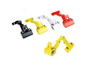 Double Head Rotatable Picture Copy Holder Painting Clip Clamp for Artist Easels Sketch Drawing Boards Bendable Sketchpad Binder Clips