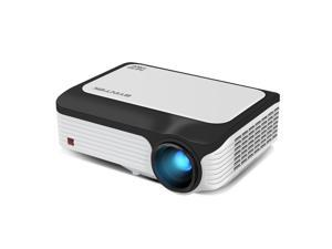 BYINTEK M1080 LCD Smart 2GB+16GB Projector 300 ANSI Lumens 1920*1080P Resolution 10000:1 Contrast Ratio Support 3D Home Theater Video Projector-Android Version