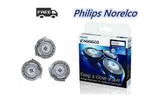 HQ8 Double precision replacement heads for Philips Norelco shavers, OEM HQ8 / 52