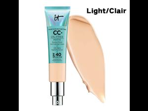 IT CC+ Cream Your Skin But Better Oil-Free Matte 1.08 fl oz - Light /Clair