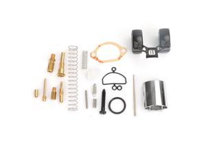 Motorcycle 28mm Motorcycle Carburetor Repair Rebuild Kit For PWK KEIHIN OKO Spare Jets Motorbike Accessories Parts