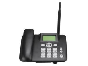 Desktop Telephone Wireless Telephone 4G Wireless GSM Desk Phone SIM Card Desktop Telephone Machine