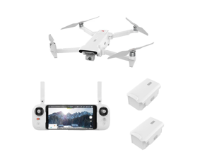 Xiaomi FIMI X8 SE 2020 8KM FPV With 3-axis Gimbal 4K Camera GPS RC Drone Quadcopter RTF Two Batteries Version