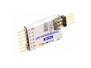 Frsky Mlvss Mini Lipo Voltage Sensor  Smart port Enable without OLED Screen
