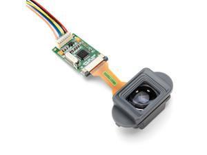 FPV Night Vision QVGA 320X240 Monocular Goggles Viewfinder Monitor Micro Display For FPV RC Drone
