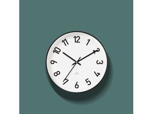 Home Decoration Living Room Clock Wall Clock Silent Non-Ticking Wall Clock -