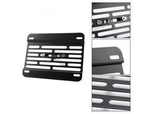 Car Universal Car Front Bumper Tow Hook License Plate Mounting Bracket Kit Fits for Ford Car Auto Aaccessories
