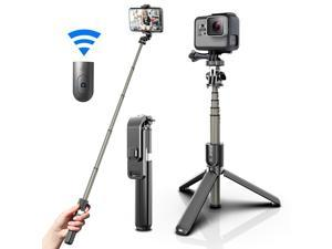Professional Mobile Phone Anti-Shake Bluetooth Selfie Stick Camera Tripods Watching Video Stand,Live tripods