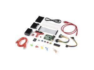 SparkFun Raspberry Pi 4 Hardware Starter Kit - 4GB - solid set of parts for working with Raspberry Pi 4 in a more hardware-centric manner Includes LEDs Buttons I/O & 40/pin header hardware