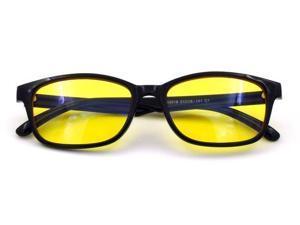 CORN YJ-1 Computer Reading Glasses Gaming Eyewear UV Protection, Anti Blue Rays, Anti Glare and Scratch Resistant Lens Blue Light Blocking Glasses UV Digital Eyestrain