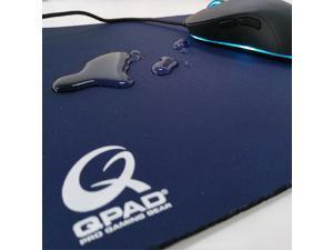 QPAD CD-35 waterproof gaming mouse pad, Cordura Nylon surface, 350x260x3mm
