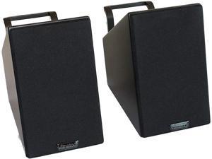 Transparent Zero Wireless Powered Desktop Speakers