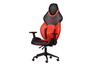 High Back PU Leather Adjustable Swivel Rolling Massage Chair E-Sports Racing Style Reclining Office Chairs with Headrest and Lumbar Support Big-Tall Ergonomic Computer Gaming Chair for Adults