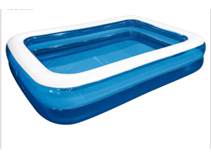Inflatable Swimming Pools, Inflatable Kiddie Pools, Family Swimming Pool, Swim Center for Kids, Adults, Babies, Toddlers, Outdoor, Garden, Backyard