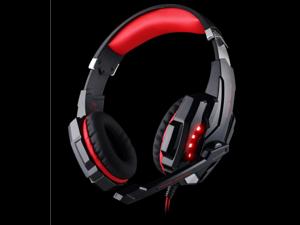 KOTION EACH headset G9000 USB 7.1 luminous Internet cafe headset microphone