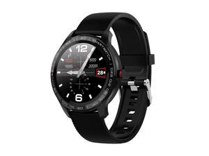 L9 Heart Rate Monitor Call Reminder Smart Watch IP68 Waterproof Sports Calories Counter Smart Watches for Android Ios