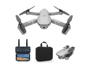 E68 Pro WIFI 1080P HD Quadcopter with Foldable Wide Angle Camera with Altitude Maintenance Durable RC Drones Toy RC Quadcopter Drones